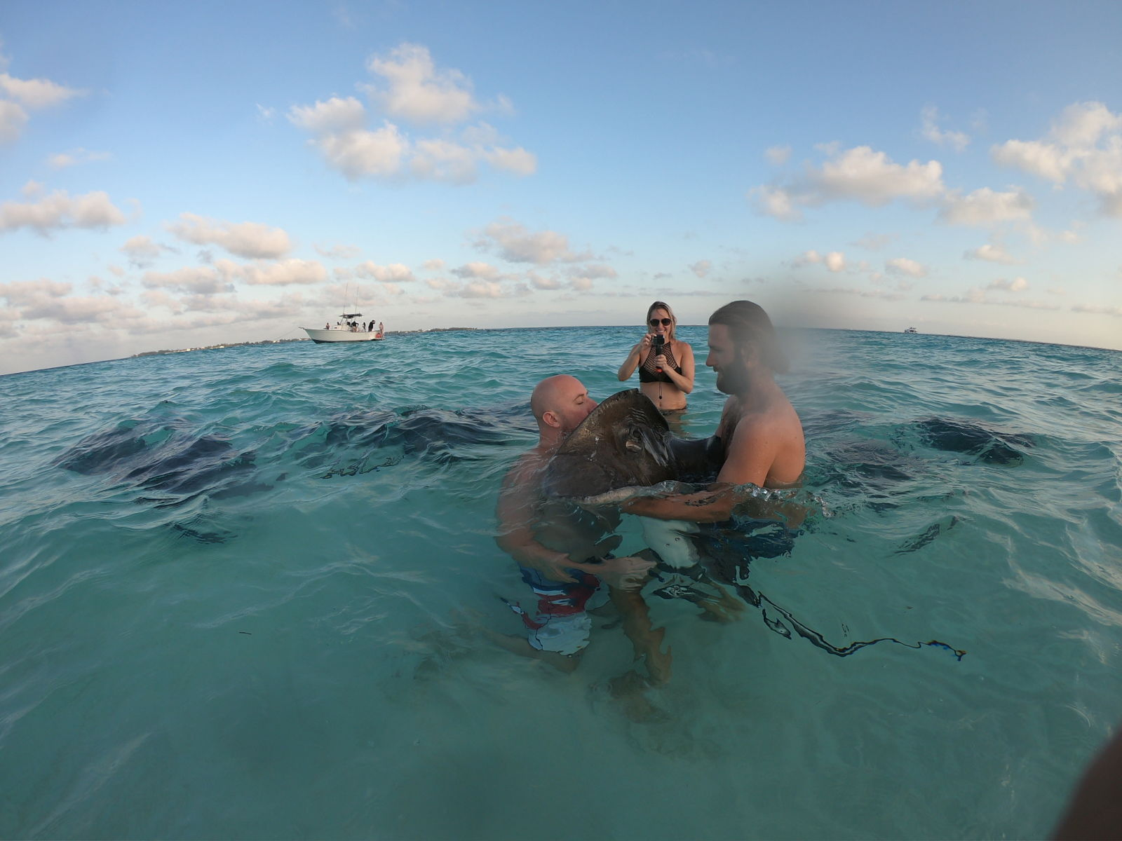 Starfish Point charter Cayman